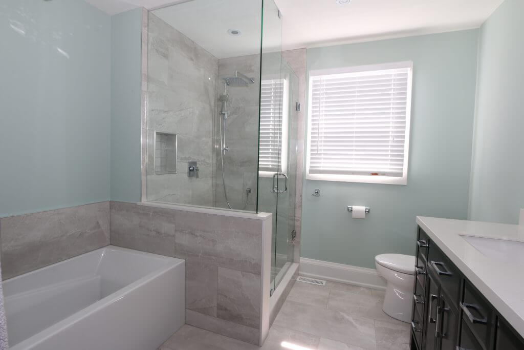 Newmarket Ensuite Bathroom – Avenue Decor Centre